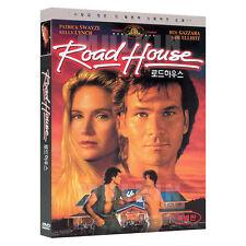 Road House (1989) New Sealed DVD Patrick Swayze