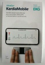 AliveCor Kardia Mobile Single-Lead Electrocardiogram 30-Second EKG Detection NEW