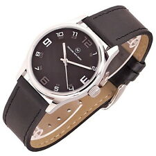 PWC PROFESSIONAL WATCH COMPANY Armbanduhr, Mod. CLEAR BLACK, NEU, K081