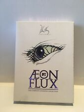 Aeon Flux The Complete Animated Collection 3 Dvd Set Complete Series