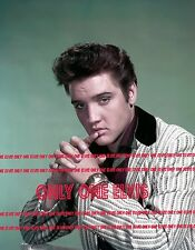 ELVIS PRESLEY in the Movies 1957 8x10 Photo JAILHOUSE ROCK Publicity Shot