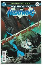 DC Comics NIGHTWING #31 first printing cover A