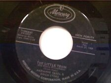 "MARIANNE VASEL & ERICH STORZ ""THE LITTLE TRAIN / SUNNY LANE WALK"" 45"