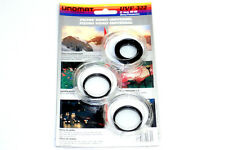 Unomat uvf322 UV FILTER/FILTRO GRIGLIA 4 volte/nahlinse +2 Set 37mm (Nuovo/Scatola Originale)
