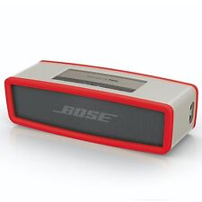 Bose SoundLink Mini Bluetooth Speaker Soft Cover (Red) + 1 Year Brand Warranty