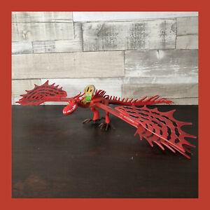 Dreamworks How to Train Your Dragon Red Hookfang 2014 Action Figure Toy