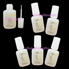 New 5PCS 10G NAIL ART PROFESSIONAL BYB STRONG GLUE for Tips Decoration SET #401
