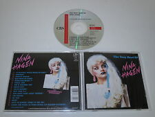 NINA HAGEN/THE MUY BEST OF(CBS 467339 2) CD ÁLBUM