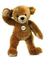 "Steiff Happy Teddy Bear Plush Toy 11"", Brown"