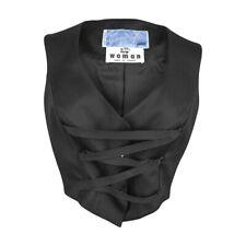 Thierry Mugler Vintage Vest w/ Built In Bra Fits 2 to 4 Mint