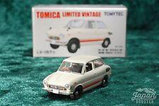 [TOMICA LIMITED VINTAGE LV-157a 1/64] SUZUKI FRONTE SS 360 1969 (White)