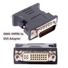 DMS-59 to DVI Video Splitter Cable Adapter for PC DVI 24+5 Female Converter DVI