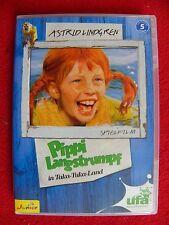 DVD - Pippi Langstrumpf in Taka-Tuka-Land - von Astrid Lindgren - Spielfilm
