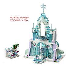 LEGO 41148 - Disney - Princess Elsa's - Magical Ice Palace - NO MINI FIGURES