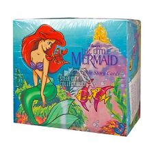 1991 Pro Set The Little Mermaid Trading Cards Unopened Box