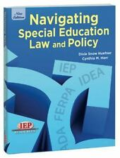 Navigating Special Education Law and Policy by Dixie Snow Huefner, Cynthia M. H