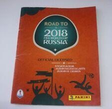 2018 FIFA World Cup Russia Soccer Sticker Album Panini Paperback Sports Football