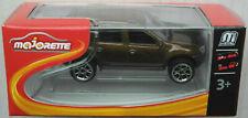 Majorette Dacia Duster braunmetallic Neu/OVP SUV Auto Car PKW Renault brown brun