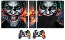 Joker 250 Vinyl Decal Skin Sticker for Xbox360 Slim E and 2 controller skins