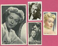 Lana Turner FAB Card Collection B