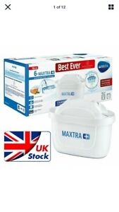 6 BRITA Maxtra+ Plus Universal Water Filter Cartridges Pack of UK