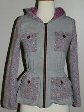 Size 14 ~ Matilda Jane Once Upon A Time Beautiful Journey Jacket Hooded Zip-Up
