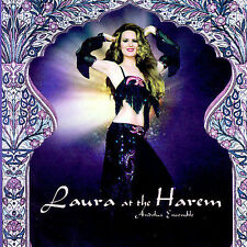 Laura At The Harem Andelus Ensemble BellyDance CD