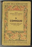 Il coniglio - Carlo Sparapani - Società Editrice Internazionale (SEI) 1942