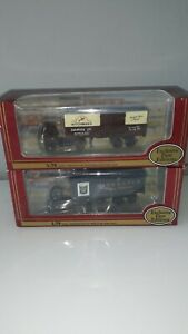2 BOXED EFE LORRIES/TRUCKS GOOD CONDITION