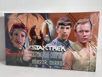 Star Trek Mirror Mirror CCG Common Card #93c Loreva