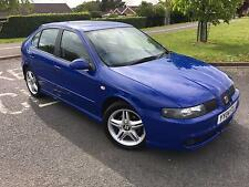 Seat Leon 1.9TDi 2004/04 Cupra 150bhp☆LONG MOT☆FULL DEALER HISTORY☆FIND ANOTHER☆