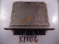 2008 08 MARINER ESCAPE COMPUTER BRAIN ENGINE CONTROL ECU ECM EBX  MODULE K1106