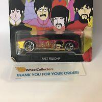 BAD BARD * Fast Felion * Hot Wheels The Beatles * NB3