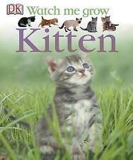 Kitten (Watch Me Grow)-ExLibrary