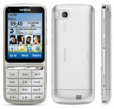 SIMPLE NOKIA C3-01 TOUCH CHEAP MOBILE PHONE-UNLOCKED WITH NEW CHARGAR & WARRANTY