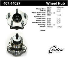 Wheel Bearing and Hub Assembly-Premium Hub Assemby Rear fits 10-15 Lexus RX350