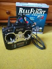Great Planes Real Flight G4 R/C Simulator
