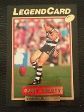 RARE 1994 AFL SELECT GEELONG CATS GARY ABLETT LEGEND CARD LIMITED EDITION