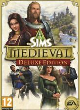 The Sims 3 Medieval: Deluxe - Basegame + Pirates & Nobles [Direct Download, PC]