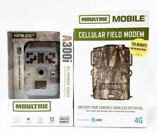 Moultrie A300i Camera w/ At&T Modem - Receive Pictures On Your Phone!