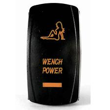Tuff Led Lights - 3 Way Rocker Amber Wentch Power Switch High Quality
