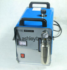 Oxygen-Hydrogen Water Welder Flame Acrylic Polishing Machine Polisher 95L H180