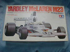 YARDLEY McLaren M23, Tamiya 1/12e, Formule 1, Formula One