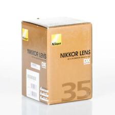 Nikon AF-S DX NIKKOR 35mm f/1.8G Objektiv