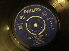 "Joe Nez & His Combo- Afro Rhythm Parade Vol.3  Philips Records 7"""