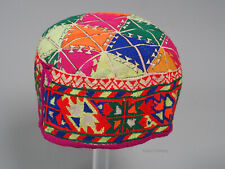 hand embroidered Women's Caps and Ceremonial Headdress Gilgit-Baltistan No:21/N