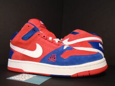 2004 Nike Air DELTA FORCE 3/4 1 LA CLIPPERS RED WHITE BLUE RIBBON 309041-611 11