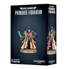 Primaris Librarian Space Marines Warhammer 40K NIB Flipside