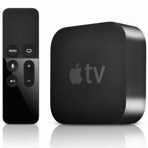 Apple TV (4th Generation) 64GB HD Media Streamer - A1625