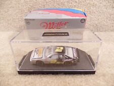 New 1996 Action 1:64 Scale Diecast NASCAR Rusty Wallace Miller Silver 25th Ford